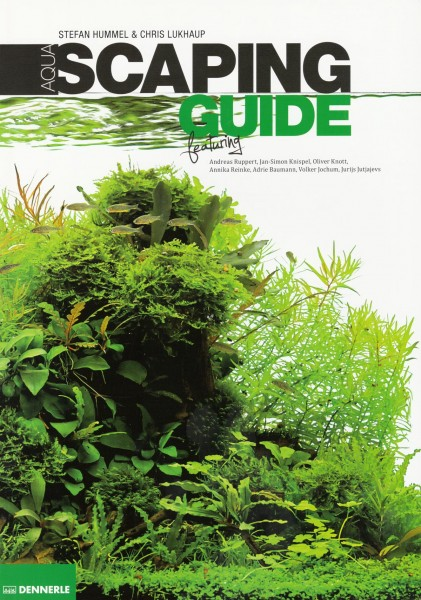 Aquascaping Guide Vorderseite