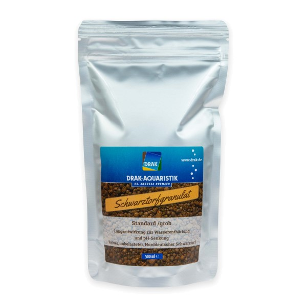 Granulated Black Peat Standard 500 ml